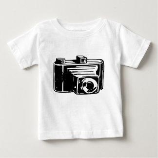 Camiseta Para Bebê câmera do 50