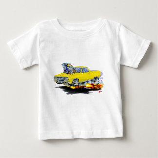 Camiseta Para Bebê Caminhão 1964-65 amarelo do EL Camino