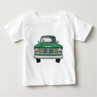 Camiseta Para Bebê Caminhão de 1967 Dodge Fargo