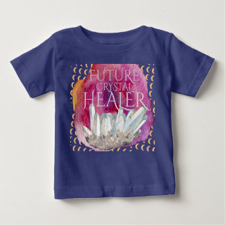 "Camiseta Para Bebê ""Camisa metafísica dos miúdos do curandeiro de"