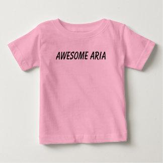 Camiseta Para Bebê Campanha publicitária da equipe (bebê/todler