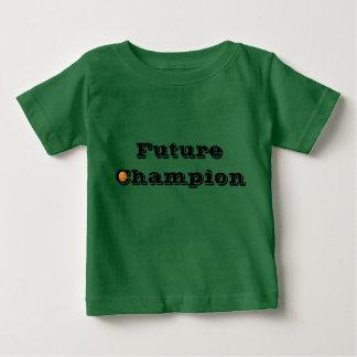 Camiseta Para Bebê Campeão futuro