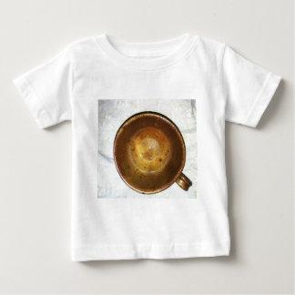 Camiseta Para Bebê Caneca de Caffee