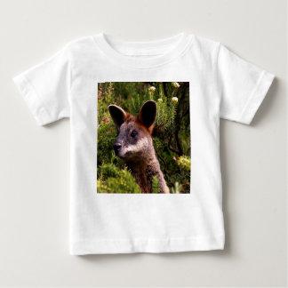 Camiseta Para Bebê Canguru