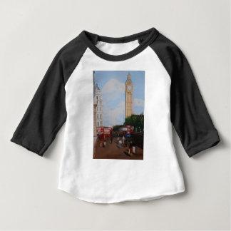 Camiseta Para Bebê Canto de Londres