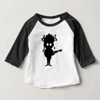 Camiseta Para Bebê Cantor de solo