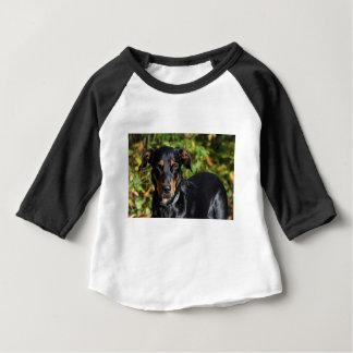 Camiseta Para Bebê Cão Beauceron