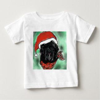Camiseta Para Bebê Cão da seda de Havana