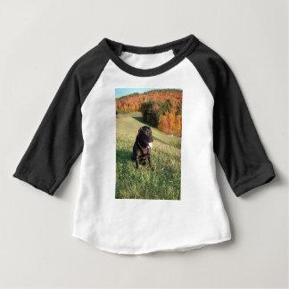 Camiseta Para Bebê Cão do Chert