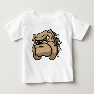 Camiseta Para Bebê Cão louco