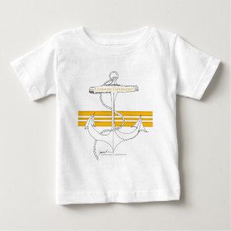 Camiseta Para Bebê capitão-de-corveta do ouro, fernandes tony