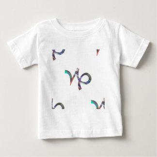 Camiseta Para Bebê Capricórnio do holograma