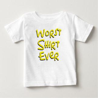 Camiseta Para Bebê Cara da banda desenhada