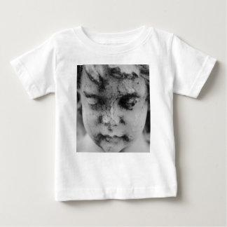 Camiseta Para Bebê Cara de um querubim
