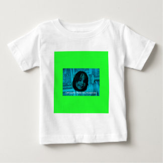 Camiseta Para Bebê Cara do dinheiro do amante do dinheiro (plástico