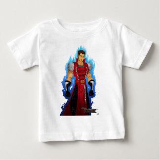 Camiseta Para Bebê Carmesins reais