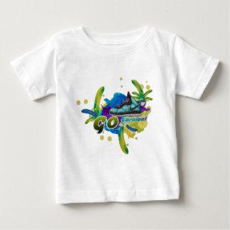 Camiseta Para Bebê Carnaval de Dance4Life