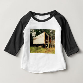 Camiseta Para Bebê Carolina