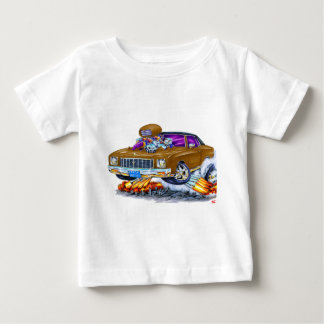 Camiseta Para Bebê Carro de Monte 1971 - de Carlo Brown