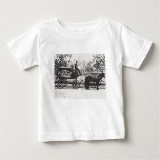 Camiseta Para Bebê Carro fúnebre
