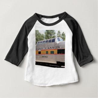 Camiseta Para Bebê Carruagem Railway do Grand Canyon, arizona