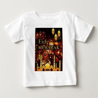 Camiseta Para Bebê cartão 3 de ramadan
