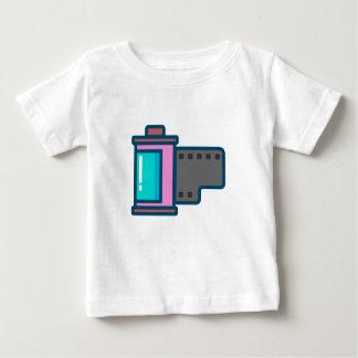 Camiseta Para Bebê Cartucho do filme