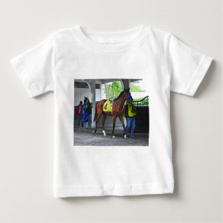 Camiseta Para Bebê Casa de Bourbon por Hardspun