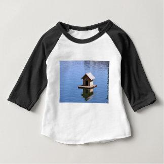 Camiseta Para Bebê Casa do lago