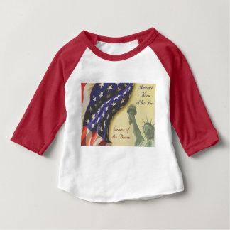 Camiseta Para Bebê Casa do livre