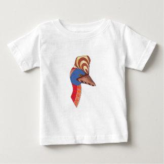 Camiseta Para Bebê Cassowary