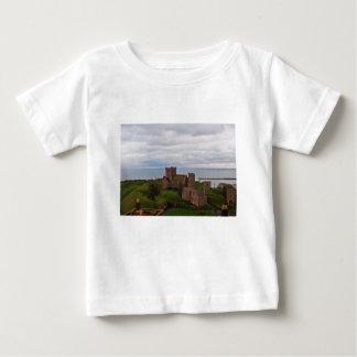 Camiseta Para Bebê Castelo de Dôvar