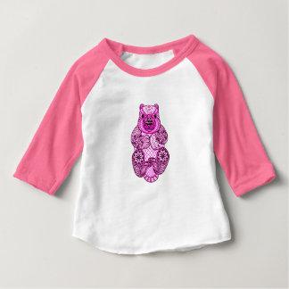 Camiseta Para Bebê Castor