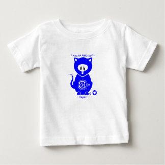 Camiseta Para Bebê CAT de CHAKRA - Eu ver a ESPERANÇA - TESTA