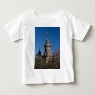 Camiseta Para Bebê Catedral de Mitropolitan, Timisoara, Romania