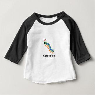 Camiseta Para Bebê Caterpillar