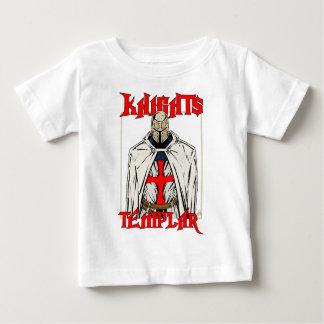 Camiseta Para Bebê Cavaleiros Templar