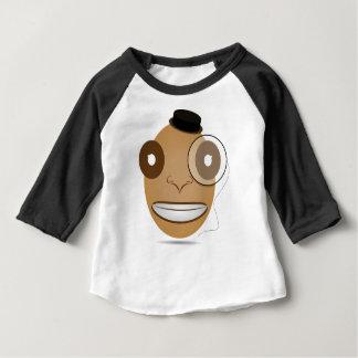 Camiseta Para Bebê Cavalheiro