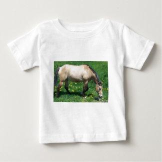 Camiseta Para Bebê Cavalo