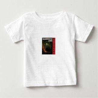 Camiseta Para Bebê Caverna do mammoth de Kentucky