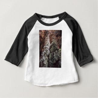 Camiseta Para Bebê Cavernas de Gibraltar