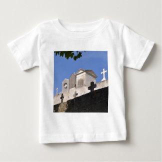 Camiseta Para Bebê Cemitério em Menton