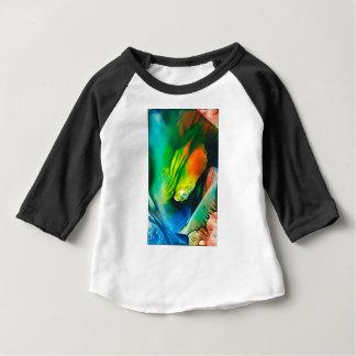 Camiseta Para Bebê Cera arte o 1º de fevereiro