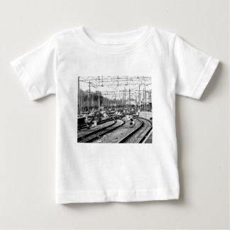 Camiseta Para Bebê Cerca a maneira