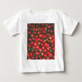 Camiseta Para Bebê Cerejas…
