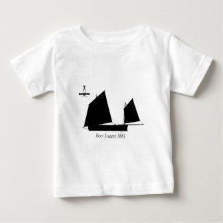 Camiseta Para Bebê Cerveja 1881 Lugger - fernandes tony