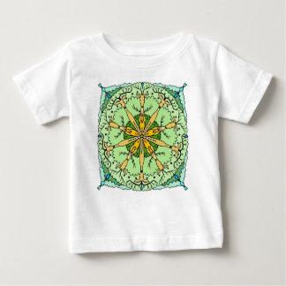 Camiseta Para Bebê Cervos do caleidoscópio