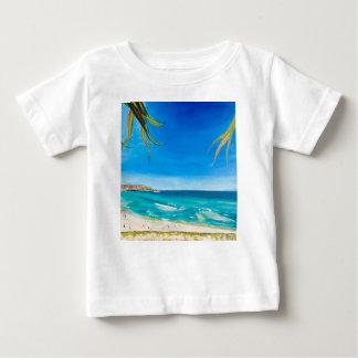 Camiseta Para Bebê Céu de Bondi