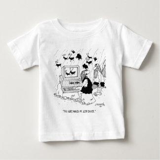 Camiseta Para Bebê Cgi Crtoon 2857