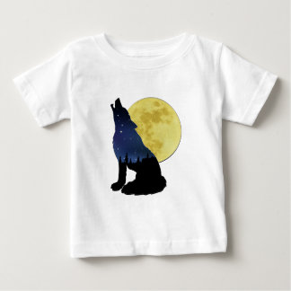 Camiseta Para Bebê Chamada da meia-noite